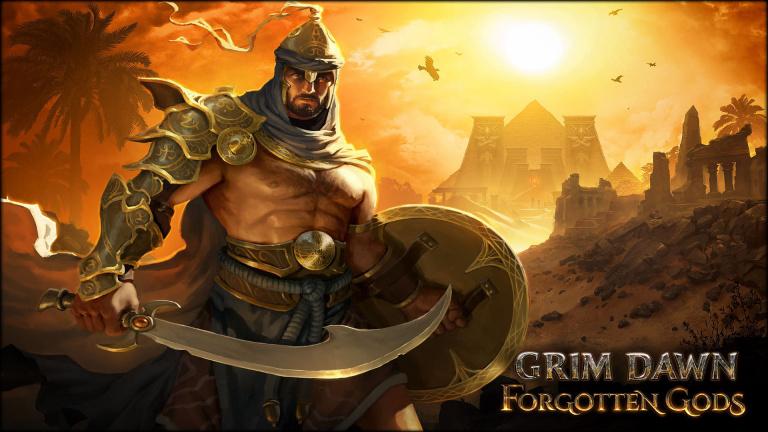 Grim Dawn : L'extension Forgotten Gods enfin datée