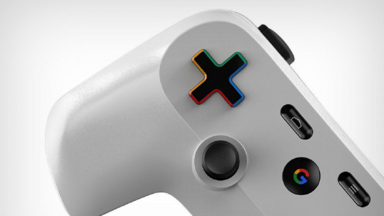Google : Une manette de jeu reproduite grâce aux brevets