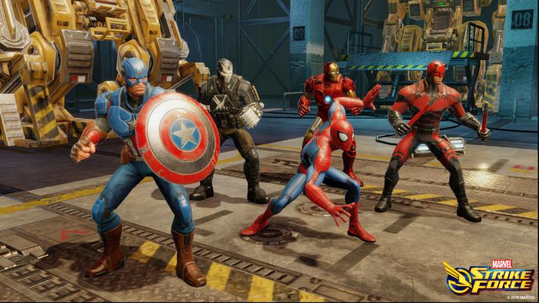 Marvel Strike Force : 150 millions de dollars générés durant sa première année de service