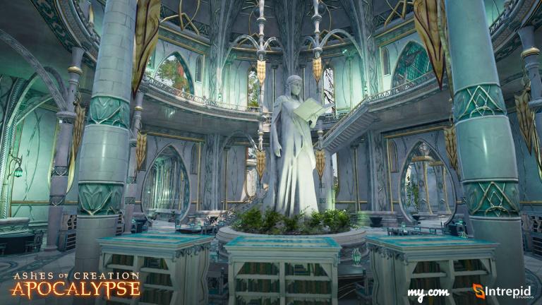 Ashes of Creation : L'alpha de l'ambitieux MMO repoussée