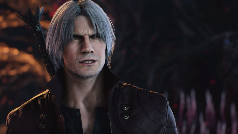 Devil May Cry 5 : une scène censurée en Occident
