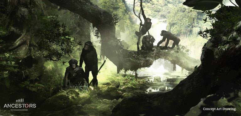 Ancestors : The Humankind Odyssey présente son évolution en images