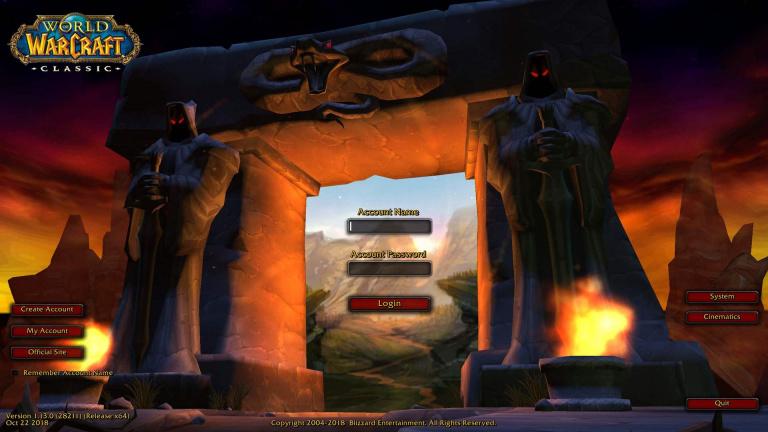 World of Warcraft Classic : un déploiement du contenu en six phases