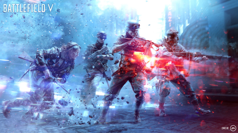Battlefield V : l'arrivée du mode battle royale Firestorm se précise