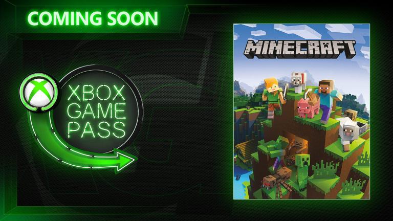 Minecraft va intégrer le catalogue du Xbox Game Pass