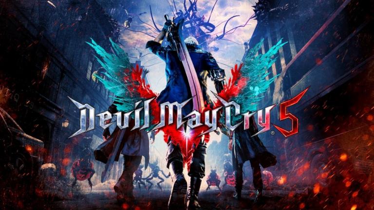 Devil May Cry 5 démarre en tête des ventes au Royaume-Uni
