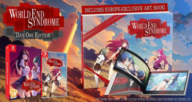 Le visual novel World End Syndrome prend date en Europe