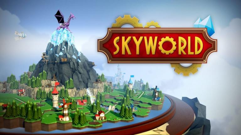 Skyworld : Le STR en VR arrive ce mois-ci sur PS4