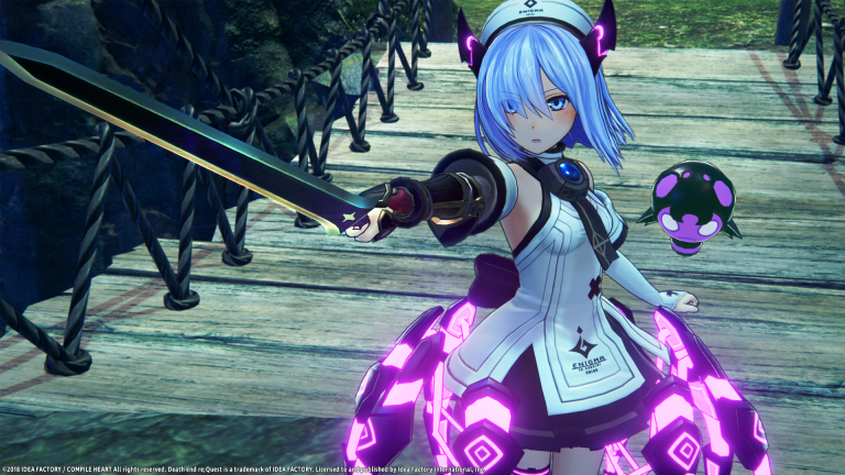 Death end re;Quest arrivera sur PC au printemps