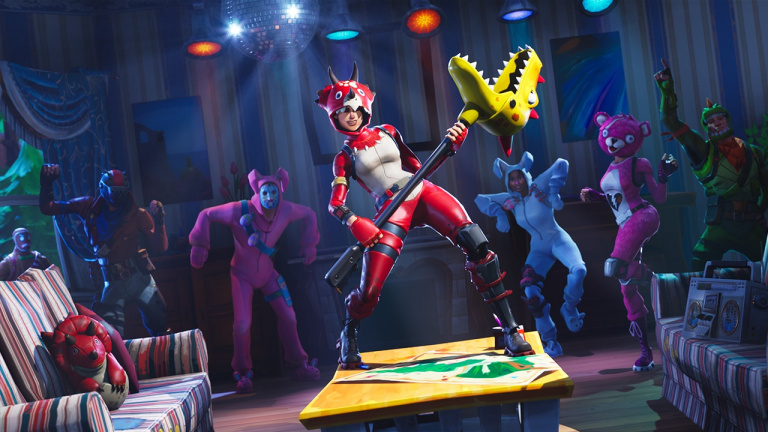 Fortnite : le matchmaking multiplateforme revu par Epic Games