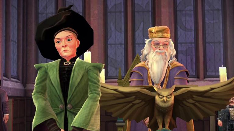 Harry Potter : Secret à Poudlard aurait engrangé 110 millions de dollars