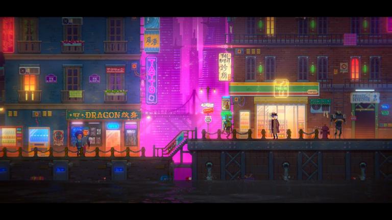 La date de sortie de Tales of the Neon Sea se précise sur PC