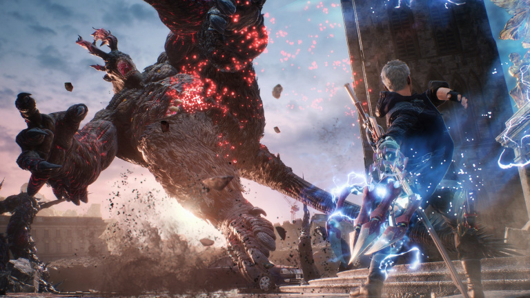 Devil May Cry 5 : Capcom date l'ouverture du Palais Sanglant