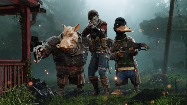 Mutant Year Zero : une version Switch listée chez GameFly