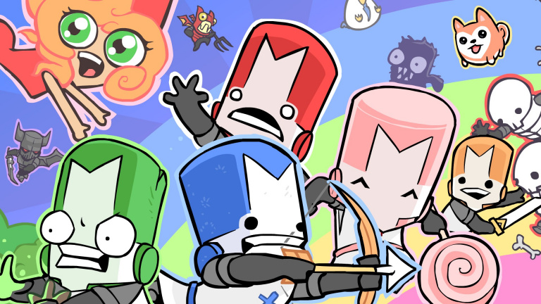 Castle Crashers : Le titre teasé sur Switch ?