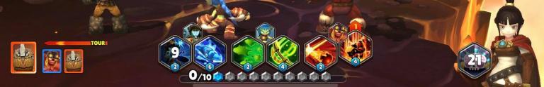 Skylanders Ring of Heroes : Guide complet pour comprendre l'interface de combat