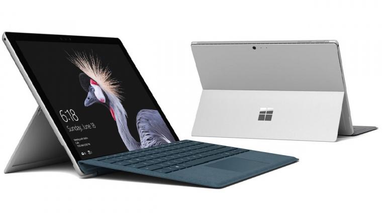 La Surface Pro de Microsoft à moins 32% chez Amazon