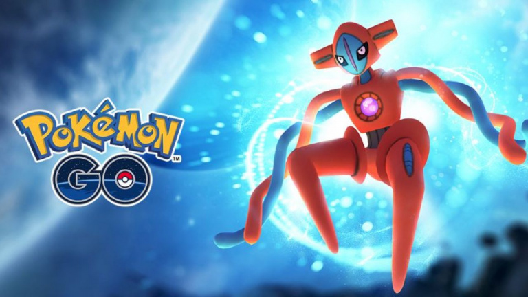Pokémon Go, Deoxys : comment le vaincre en raid et le capturer ?