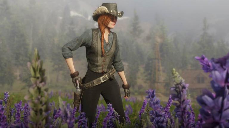 Red Dead Online : Défi de pêche et nouveaux vêtements pour cette semaine