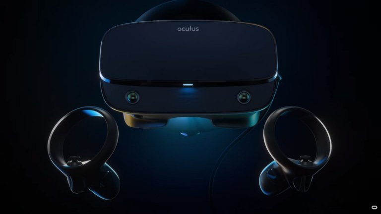 Oculus dévoile son nouveau casque VR Oculus Rift S à 449 euros