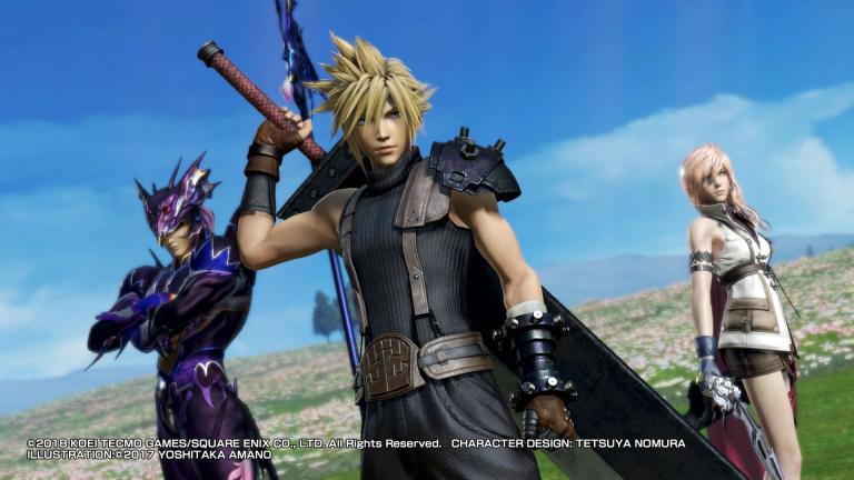 Dissidia : Final Fantasy NT - la version free to play