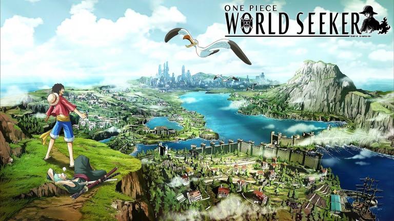 One Piece World Seeker : la soluce complète du mode histoire