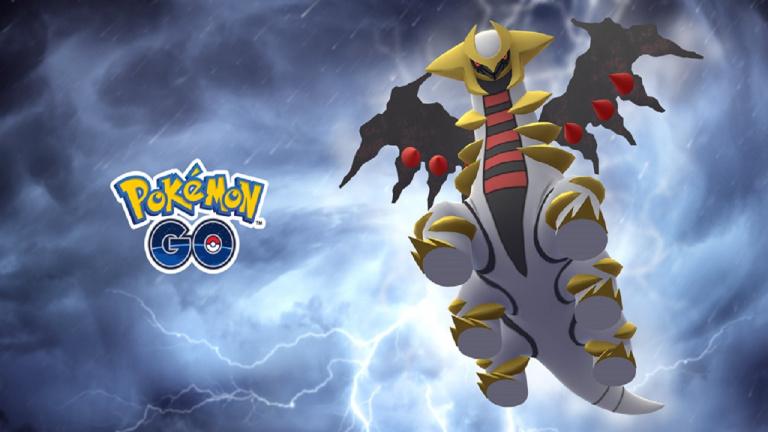 Pokémon Go : Giratina bientôt de retour dans les Raids