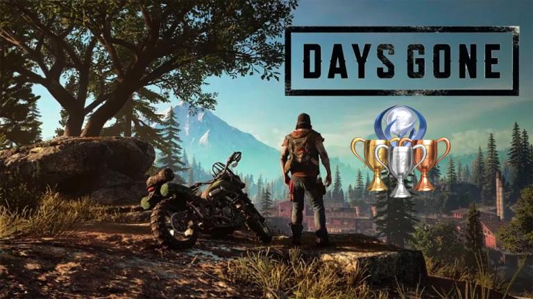 [MÀJ] Days Gone : la liste des trophées est connue