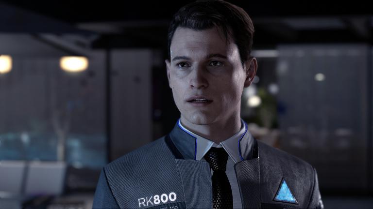 Detroit : Become Human - une GTX 1080 dans la configuration recommandée sur PC