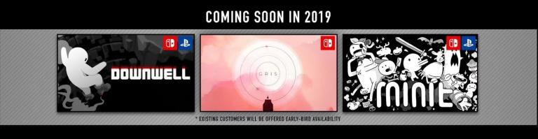 Gris : Special Reserve Game prévoit une édition physique