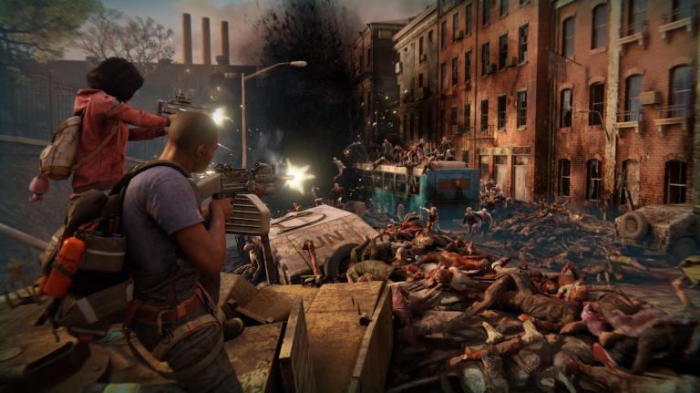 GDC 2019 : World War Z s'offre 7 minutes de gameplay