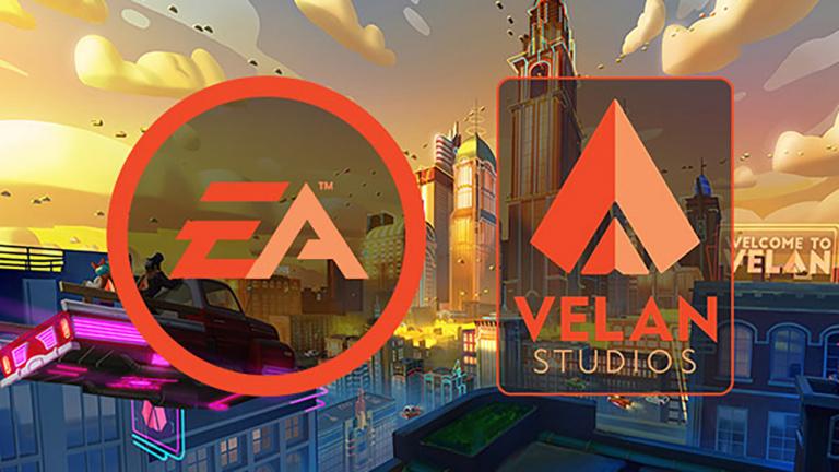 EA éditera le premier jeu original de Velan Studios