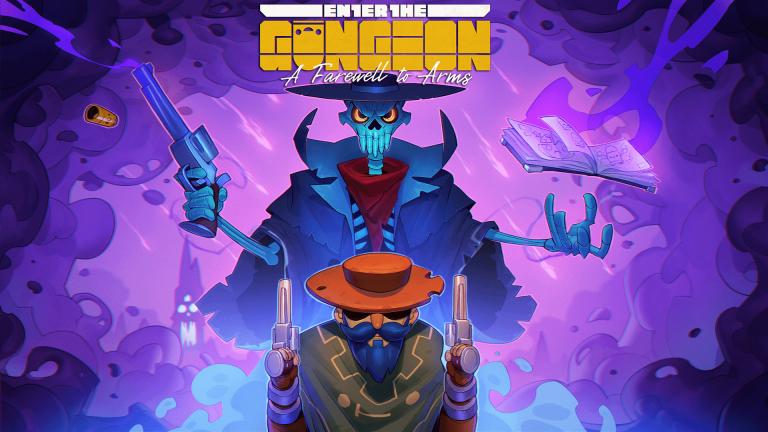 Enter the Gungeon : La mise à jour finale arrivera le 5 avril