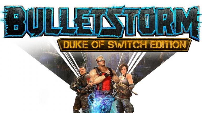 Bulletstorm : Duke of Switch Edition annoncé par Gearbox