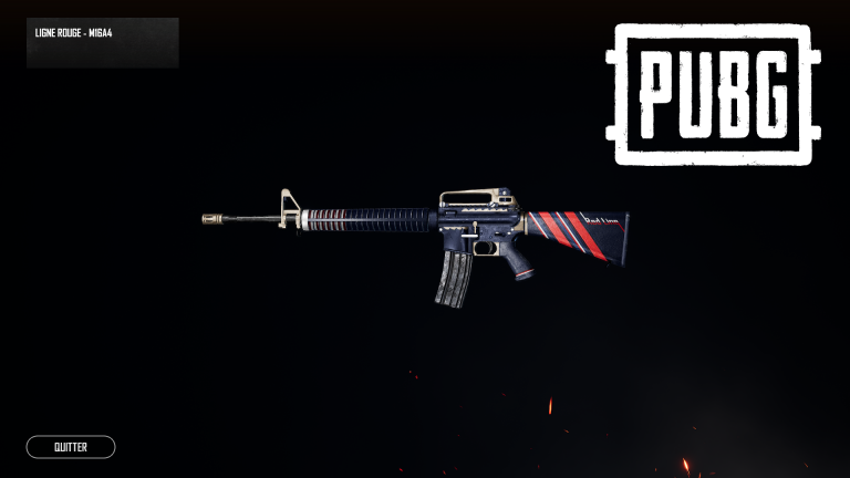 """PUBG, Pass de Survivant 3 """"Wild Card"""", défi d'armes : Guide M16A4"""