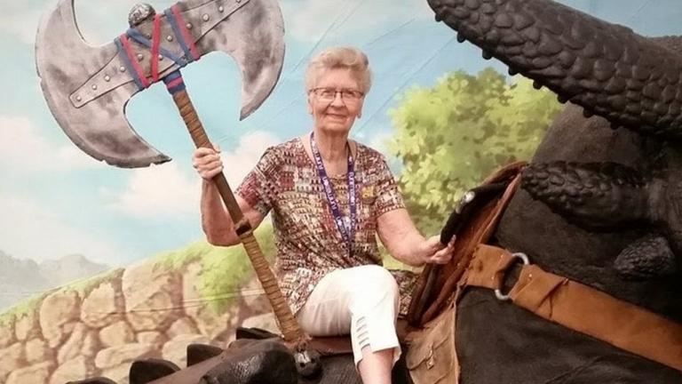 """The Elder Scrolls VI : la """"mamie Skyrim"""" apparaîtra dans le jeu en tant que PnJ"""