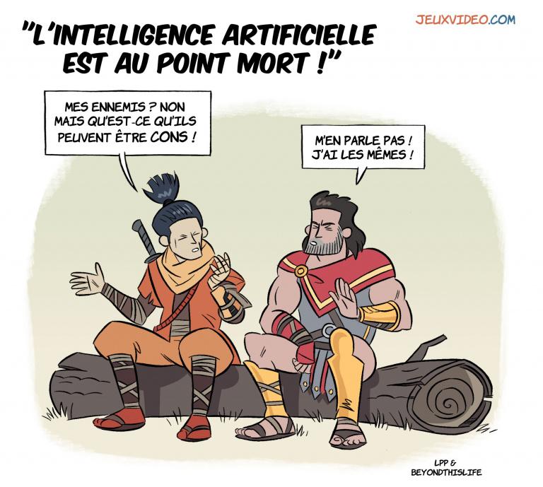 L'intelligence artificielle est au point mort depuis près de 20 ans !