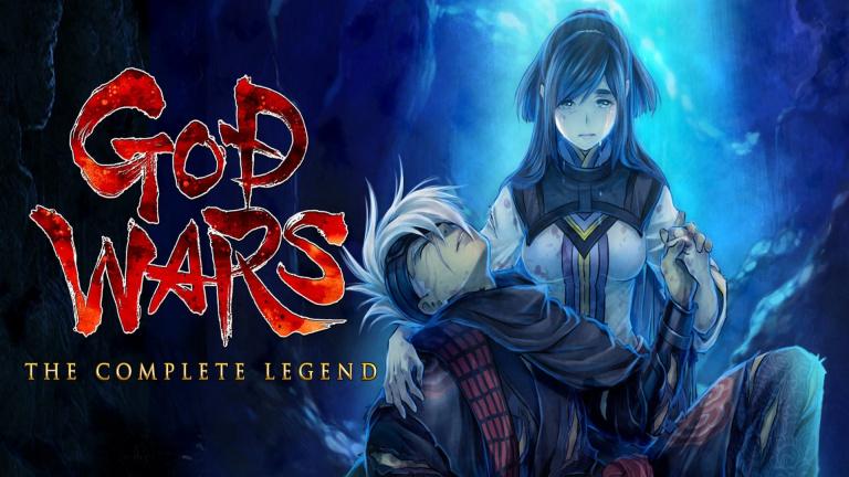 God Wars : The Complete Legend - le tactical-RPG arrive sur PC en juin