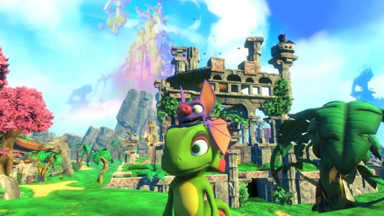 Yooka-Laylee : le mode 64-bit est enfin là sur PC et Nintendo Switch