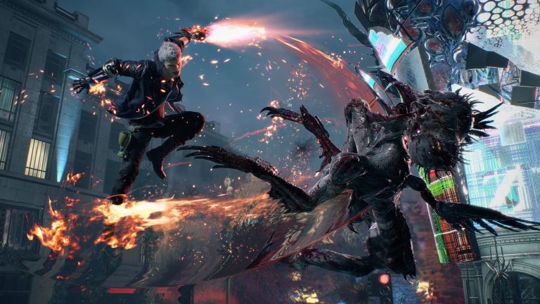 Devil May Cry 5 : une mise à jour rétablit les scènes censurées sur PS4