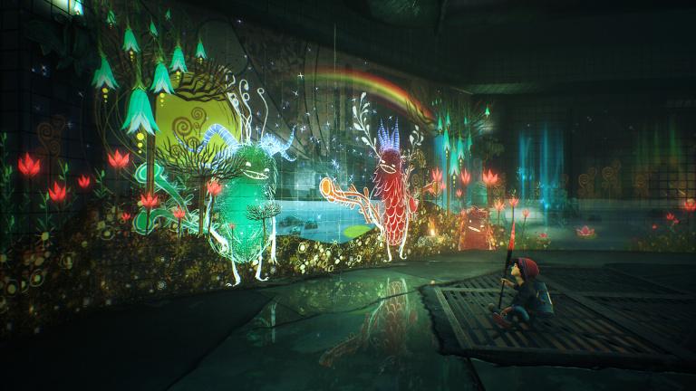 Concrete Genie : l'exclusivité PS4 présente ses modes VR