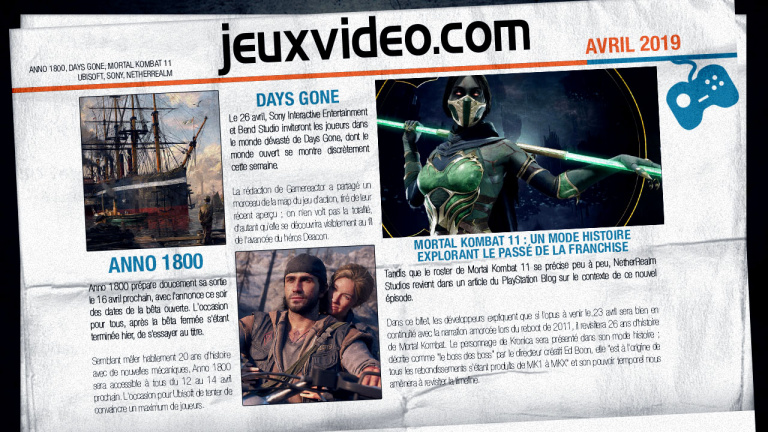 Les infos qu'il ne fallait pas manquer le 2 avril : Valve, Call of Duty, Borderlands 3...