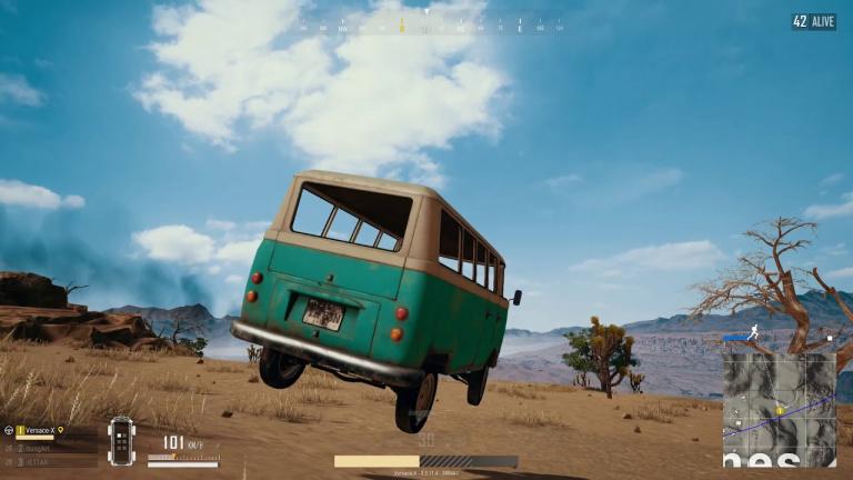 Les véhicules de Miramar