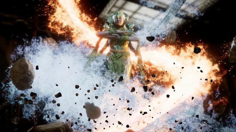 Mortal Kombat 11 présente Cetrion, une combattante inédite