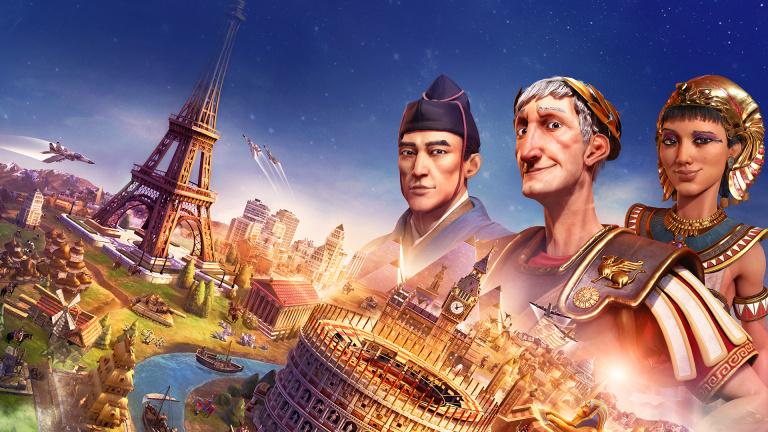 Civilization VI : le cross-save activé entre PC et Nintendo Switch