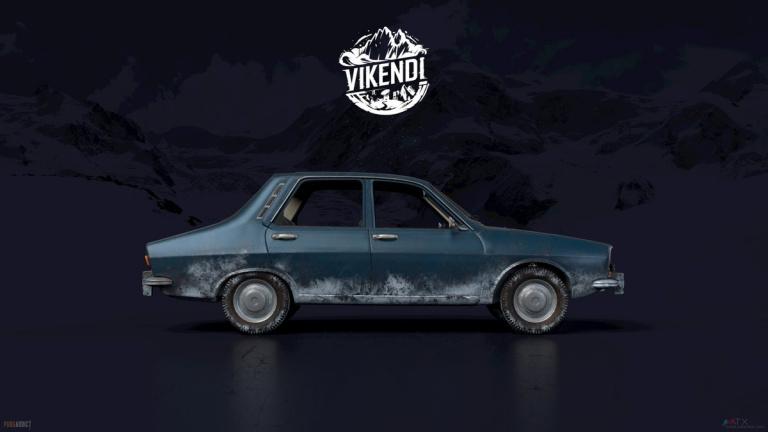 Tous les véhicules de Vikendi