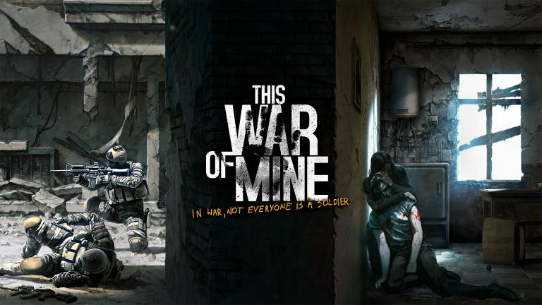 This War of Mine : 4,5 millions d'unités vendues d'après 11-Bit Studios