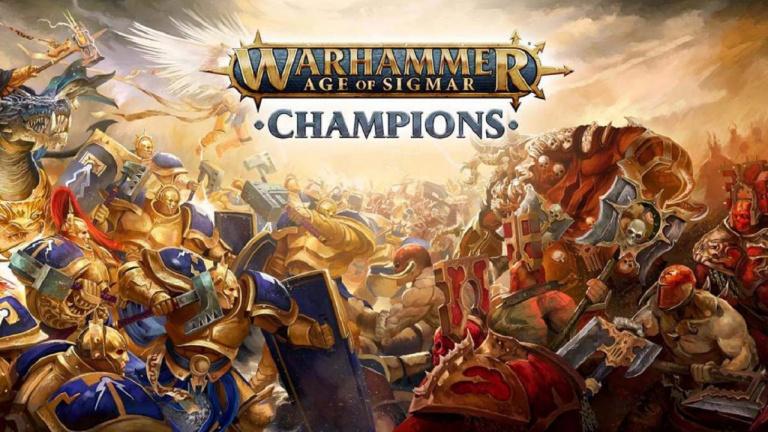 Warhammer : Age of Sigmar Champions arrive sur Switch dans deux semaines