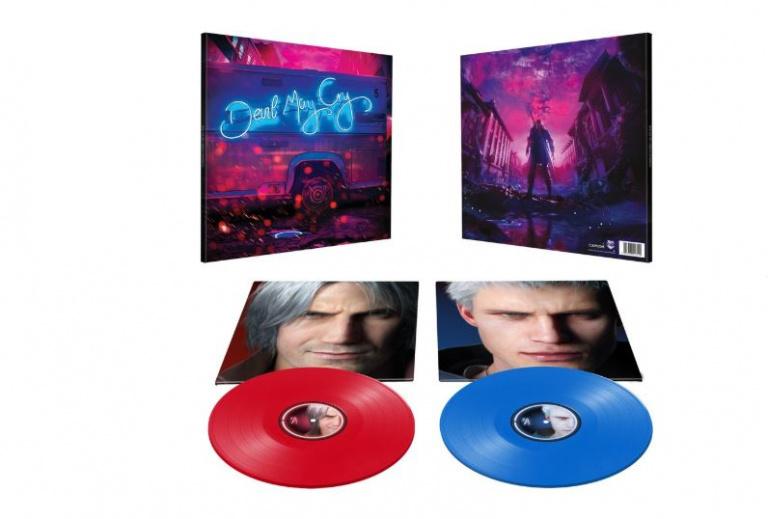 Devil May Cry 5 : La bande originale arrive en vinyle et quintuple CD