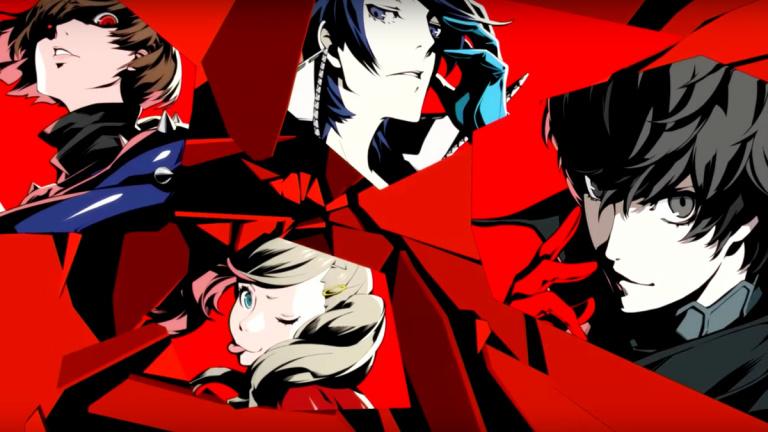 Persona 5 rejoint la gamme PlayStation Hits aux États-Unis